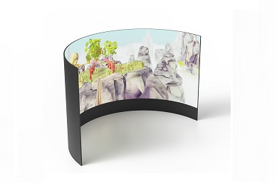 Box Icon Virtual Reality (VR) Screen
