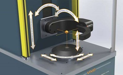 Box Icon AMTI Multi-Axis Wear-Testing Machines