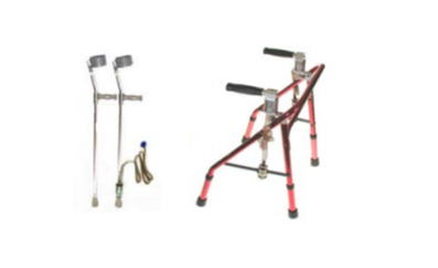Box Icon AMTI Canes, Crutches and Walker Sensors