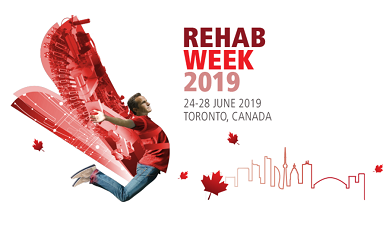 Registration is now open for RehabWeek 2019 in Toronto, Canada