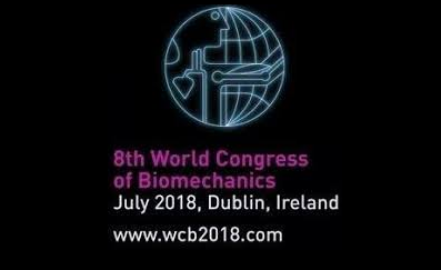 World Congress of Biomechanics (WCB) 2018 in Dublin, Ireland