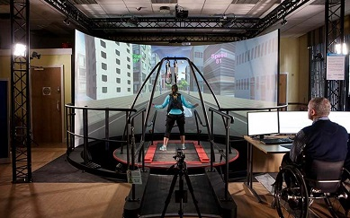 A Case Study: Virtual Reality Rehabilitation with Military Veterans