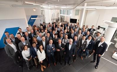 The Hocoma Sales Partner meeting in Zurich, Switzerland (15-16 Nov)