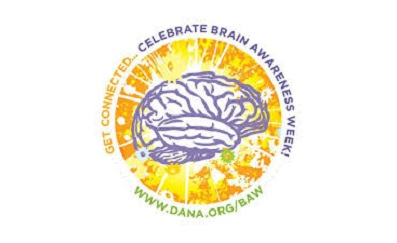 Brain Awareness Week 2019: Raising awareness of brain injury and research
