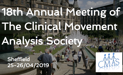 18th Annual Meeting Of The Clinical Movement Analysis Society