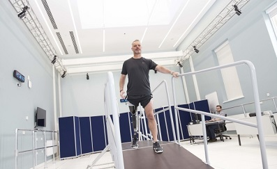Collaborating with Vicon at the DMRC Biomechanics Performance Lab