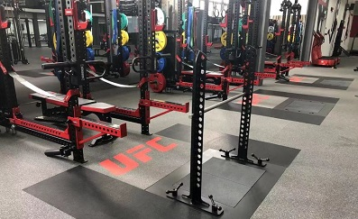 AMTI installs OPTIMA force plates at UFC Performance Institute Shanghai