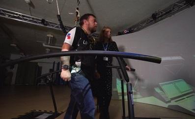 Virtual reality PTSD treatment has 'big impact' for veterans