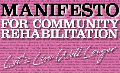 "CSP and 21 organisations launch ""Manifesto for Community Rehabilitation"""