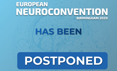 Update: European Neuro Convention 2020 postponed due to Coronavirus