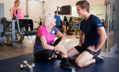 FitPro blog: rehabilitating clients following COVID-19 illness