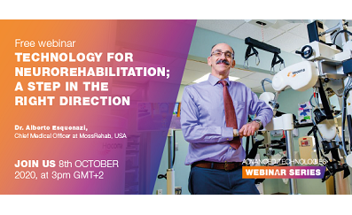 Technology for neurorehabilitation; a step in the right direction