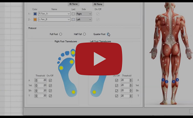Cometa video tutorial: footswitch recording demonstration