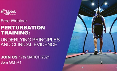 Perturbation training: Underlying principles and clinical evidence webinar