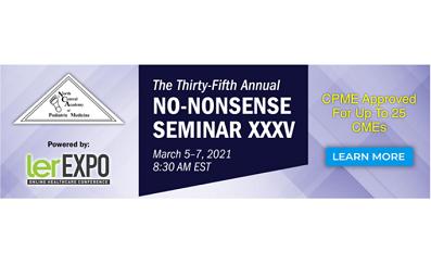 XSENSOR speaking at 35th Annual No-Nonsense Seminar tomorrow